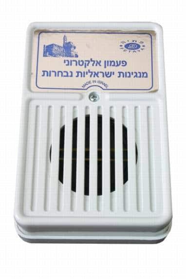 פעמון מנגינות ישראליות