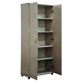 ארון שירות 2 דלתות רהיטי יראון דגם 703 מולבן