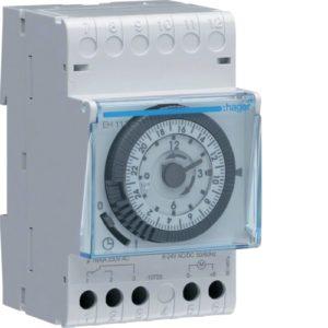 שעון שבת hager רחב + רזרבה דגם EH111