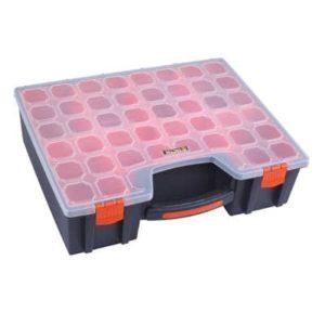 ארגונית פלסטיק 8 תאים TACTIX דגם 320015
