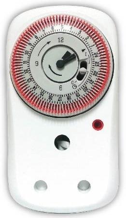שעון שבת תקע מזגן OMEGA דגם TAS-22A