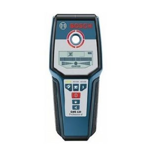 גלאיי מתכות וכבלי חשמל Bosch GMS120 בוש ייבואן רשמי !!!