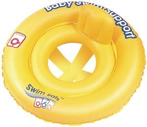 גלגל הליכון צהוב Bastway