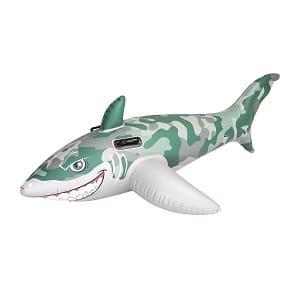 כריש רכיבה מתנפח Bastway