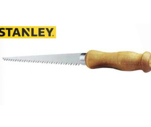 משור גבס ידית עץ STANLEY