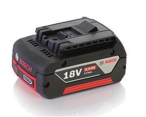 Bosch GBA 18V 5.0Ah בוש
