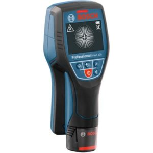 גלאיי מתכות וכבלי חשמל Bosch D-Tect 120 בוש