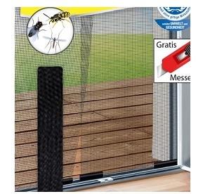 רשת נגד חרקים לדלת הזזה