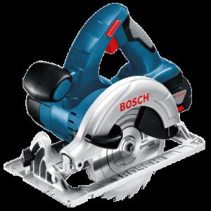 מסור עגול Bosch GKS 18V-LI בוש 2 סוללות ומטען יבואן רשמי !!!