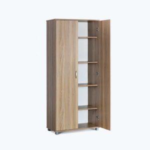 ארון  2 דלתות רהיטי יראון דגם 703 אלון