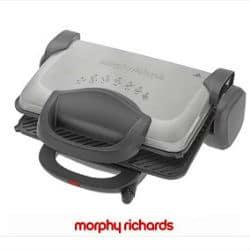 טוסטר לחיצה 6 פרוסות morphy richards 44783