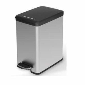 פח פדל 25 ליטר סלים מבית כתר פלסטיק