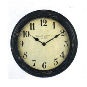 שעון קיר מיושן