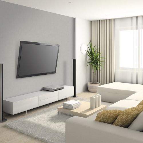 מתקן תליה לטלוויזיה זרועות ברקן E310