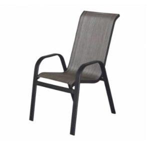 כסא עם בד רשת דגם וגאס