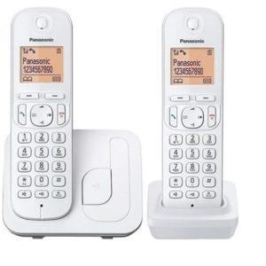 טלפון אלחוטי + שלוחה Panasonic kx-tgc412 פנסוניק