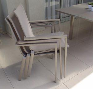 כיסא לגינה דגם emrald