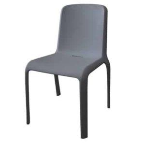 כסא סברוסו - אפור