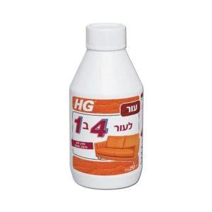 נוזל רב שימושי לניקוי עור HG