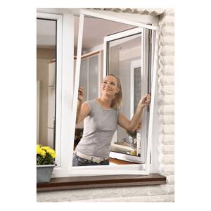 חלון+ רשת להתקנה עצמית מבית TESA - לבן