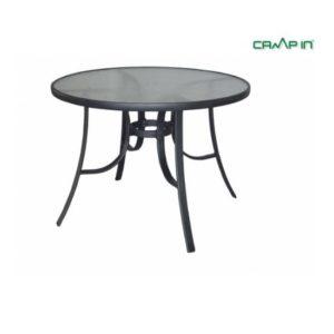 """שולחן ביסטרו 100 ס""""מ CAMPIN"""