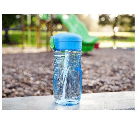 """בקבוק עם קש הידרו טריטן 520 מ""""ל מביתSistema"""