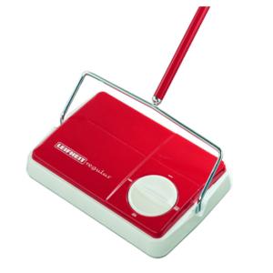 מטאטא מכני דגם REGULUS מביתLEIFHEIT - צבע אדום