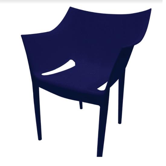 כיסא קומפורט - כחול