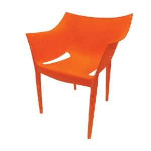 כיסא קומפורט - כתום