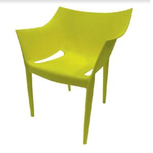 כיסא קומפורט - ירוק ליים