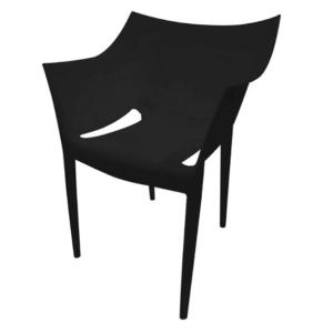כיסא קומפורט - שחור