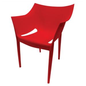 כיסא קומפורט - אדום