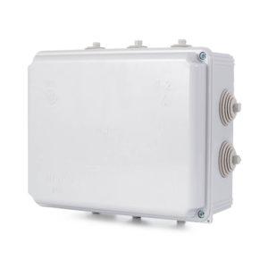 קופסת הסתעפות עם פטמות T-2P 190X150X80 IP55