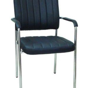כסא דגם נגה שחור