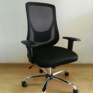 כסא דגם רינת ללא כרית מושב מרופד לפי בחירה
