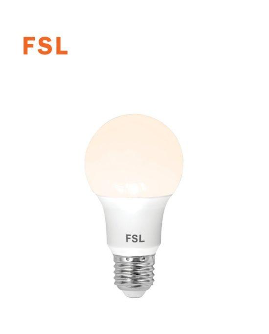 לד 7W A60 לבן חם FSL E27
