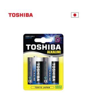 זוג סוללות D, בליסטר תוצרת יפן - מחיר לאריזה
