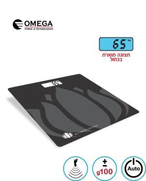 משקל אדם מעוצב 950 OMEGA דגם Lotus