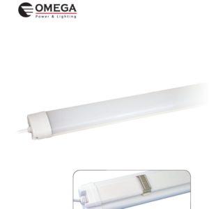גוף תאורה מוגן מים LED SMD 70W  אור יום 6500K דג