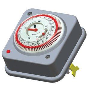 שעון טיימר לדוד 24 שע קופסא 55 ספירה לאחור- 16A