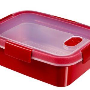 קופסה סמרט מיקרו 1000מלבן אדום