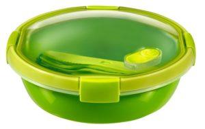 קופסת סמרט טו גו 1000 עגולה- ירוק