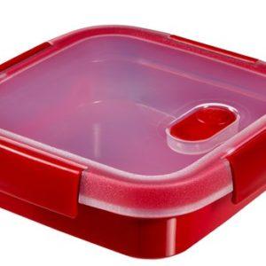 קופסא סמרט מיקרו600מרובע אדום