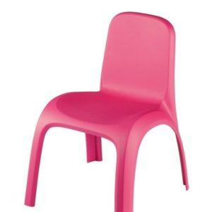 כיסא גילי ורוד 607
