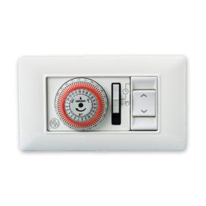 שעון שבת לתריס חשמלי