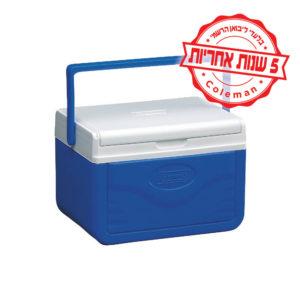 צידנית 4.7 ליטר בצבע כחול