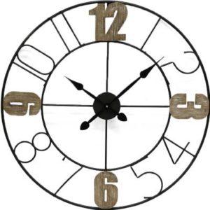 שעון קיר וודי