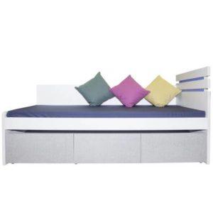 מיטת נוער כולל מיטת חבר במגוון צבעים