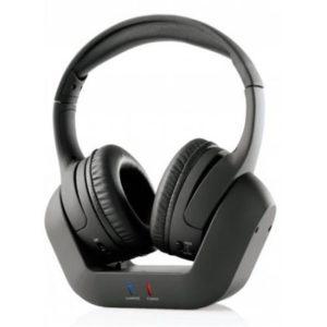 אוזניות TV אלחוטיות + בסיס טעינה GPL-TV8131