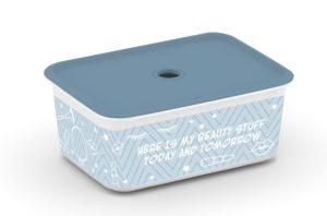 קופסת שיק 3 ליטר - S וויטי